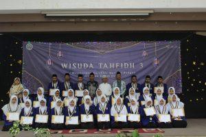 ASC Wisuda Tahfidz